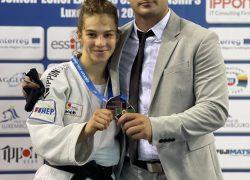 Ana Viktorija Puljiz brončana na Europskom juniorskom prvenstvu