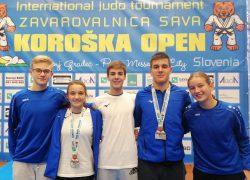 Dva srebra za Solinjane na međunarodnom natjecanju Koroška Open Slovenija