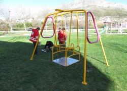 Uskoro ljuljačka za invalide u parku na Bilankuši