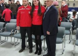 Marija Marović i Petar Gorša upisali se u sportsku povijest Solina