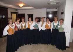 Dalmatinske klape u čast 100. godišnjici Silvija Bombardelija