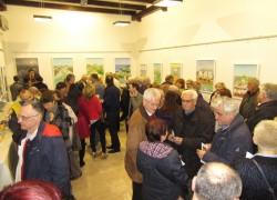U Galeriji Zvonimir otvorena izložba slika i pisanica Ante Vukića