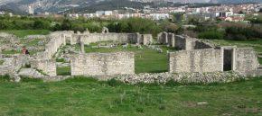 Salona i grad Solin
