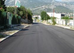 Novi izgled ulice Vranjički put
