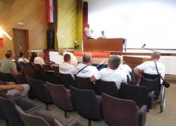 Šefik Orlić: Da zalagat ću se za jednakost svih 100% invalida