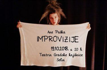 Predstava Improvizije u Teatrinu GK Solin
