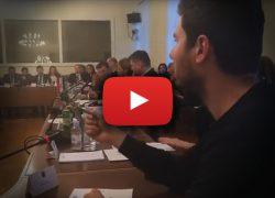 Ivan Pernar povjereniku EU sasuo u lice kritike o uzrocima kriza u svijetu