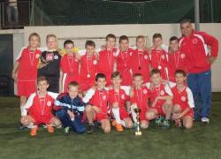 2005. godište osvojilo drugo mjesto u Vranjicu!