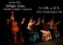 Predstava JaMajka Dream u Teatrinu GK Solin