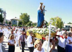 Proslava blagdana Male Gospe i Dana grada Solina