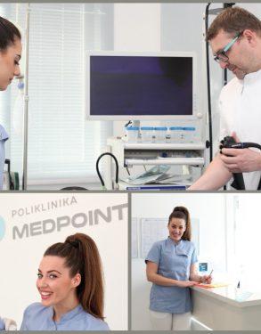 Akcijske cijene  zdravstvenih pregleda u Poliklinici Med Point