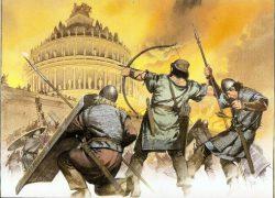 Istočni Jadran u osvit Srednjega vijeka: bizantsko-gotske borbe za Salonu