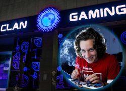 Mladi hrvatski STEM genijalac Albert Gajšak gostuje u splitskom Clan Gaming Esport Centru