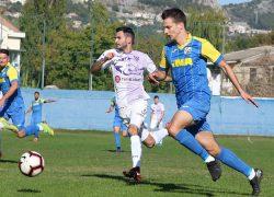 NOGOMET: U sklopu suradnje nogometnih klubova iz grada Solina  Mario Barišić na kaljenje u Slogu