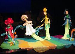 Poziv na kazališnu predstavu Plesna haljina žutog maslačka