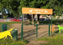 Neno Radić: Park za pse u Osijeku