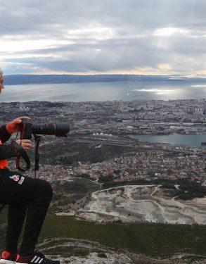 FOTO | Ivica Čavka: Pogled s Kozjaka (1. dio)