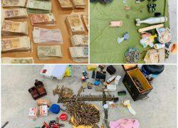 POLICIJA: Pronađena droga, oružje i eksploziv