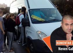 Gospodo iz Tuđmanove prošetajte do autobusne stanice ispod Policijske postaje Solin
