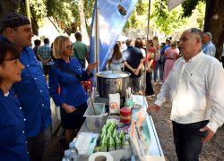 BOBAN NA DANIMA VOLONTERSKOG RADA U SPLITU 'Sufinancirali smo izgradnju nove škole kraj Petrinje'
