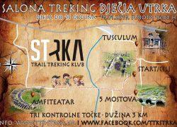 3. kolo STRKA Trail Lige – Salona treking i za djecu i za odrasle!