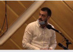 SPEKTAKL NA GRADSKOM VIJEĆU (video)