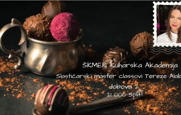"Dvodnevni slastičarski master classovi Tereze Alabande kroz osam ""stavaka"""