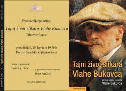 Predstavljanje knjige: Tajni život slikara Vlahe Bukovca