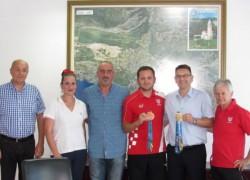 Gradonačelnik Dalibor Ninčević upriličio prijem za solinske olimpijce