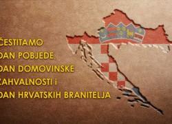 Proslava Dana domovinske zahvalnosti u Solinu