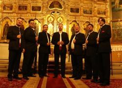 Vokalni sastav Delmati u Bugarskoj