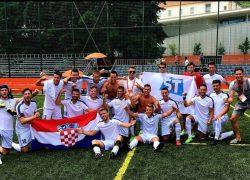 I Solin ima svoje europske prvake u nogometu