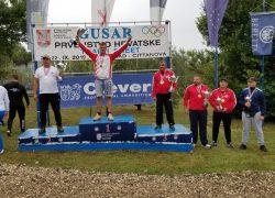 SKEET: Prvak Hrvatske je Pavao Gančević (SK Mravince), a ekipno SK Voljak