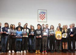 LAUREATI SOLINA: Izabrani najbolji sportaši, klubovi i djelatnici grada Solina u 2018.
