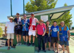Skeet: U Solinu održano finale KUP-a Hrvatske