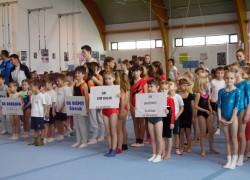 Gimnastički klub Gym Solin nastupio na Aton kupu