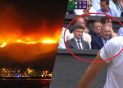 Plaćate porez da bi dali vatrogascima, a uguzi ga troše na limuzine i letove na Wimbledon