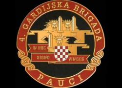 25. Godišnjica osnutka 4. Gardijske brigade