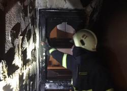 IZGORILA FASADA NA OBITELJSKOJ KUĆI: Vatrogasci aktivni cijeli dan