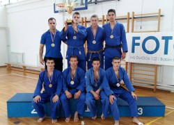 JUDO: Juniori Solina prvi na međunarodnom turniru u Dubrovniku
