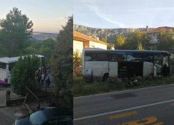 Detalji prometne nesreće kod Klisa: 14 ozlijeđenih, među kojima je i šest vojnika