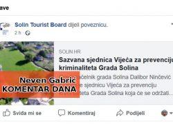HVALITE ME USTA MOJA 3 Gradonačelnikova sjednica kao turistička atrakcija