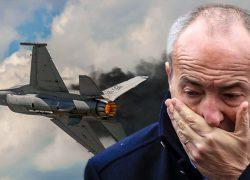 """Reakcije na propalu prodaju F-16: """"Krstičević je znao pravila, mora otići"""""""