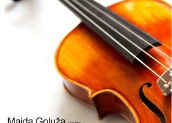 Koncert Madje Goluže