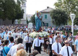 Solin proslavio blagdan Male Gospe i Dan grada