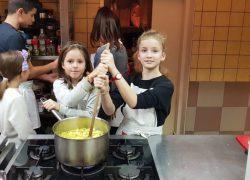 MALI CHEF: Krenuo upis u novi ciklus radionica kuhanja za djecu