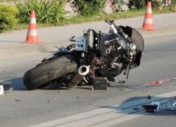 Vozač motocikla zadobio ozljede opasne po život