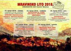 Blagdan sv. Ivana Krstitelja i Dan mjesta Mravince