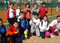 Završeno natjecanje tenis škole TK Dalmacijacement Solin