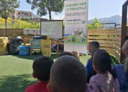 Edukacija djece u solinskim vrtićima o odvajanju otpada